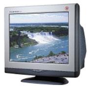 CRT дисплей LG Flatron F720P.