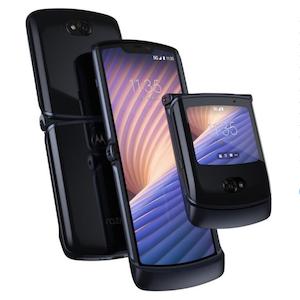Смартфон Motorola Razr 5G