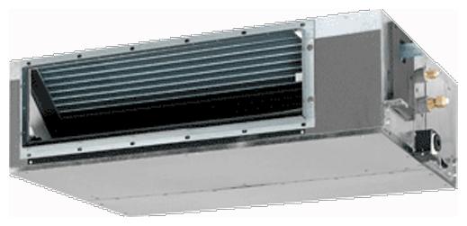 Daikin FBQ71D / RR71BV с зимним комплектом (-40)