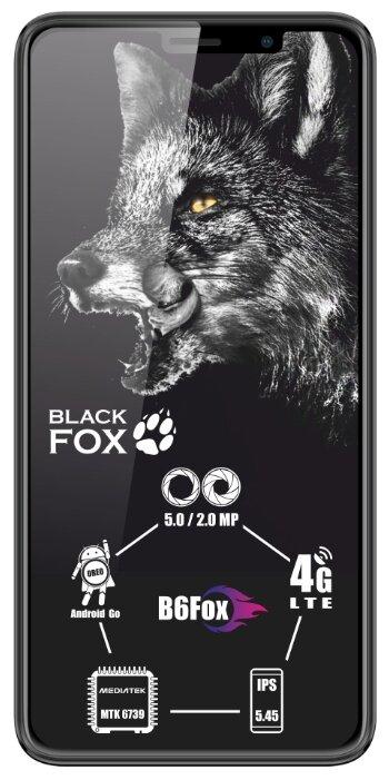 Смартфон Black Fox B6Fox