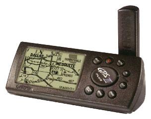 Garmin GPS III Plus