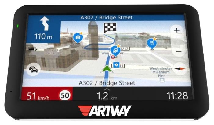 Artway NV-800 GPS