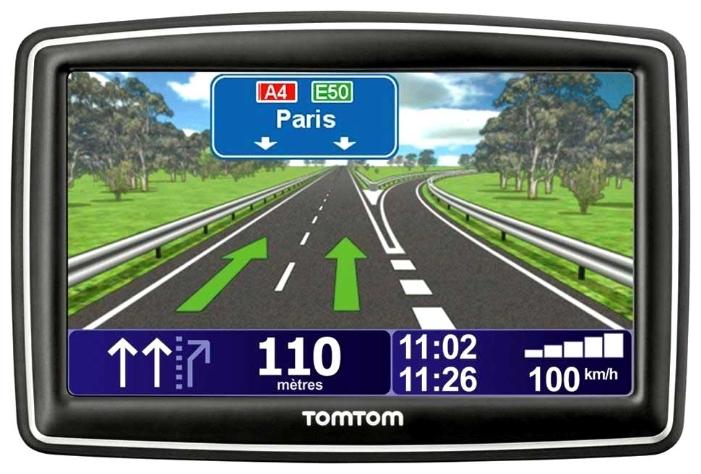 TomTom Navi Go 740 Live Europa IQ Routes