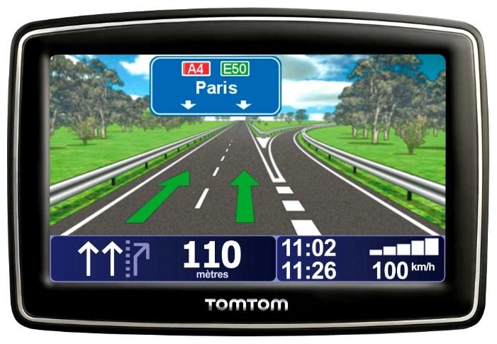 TomTom XL IQ Routes
