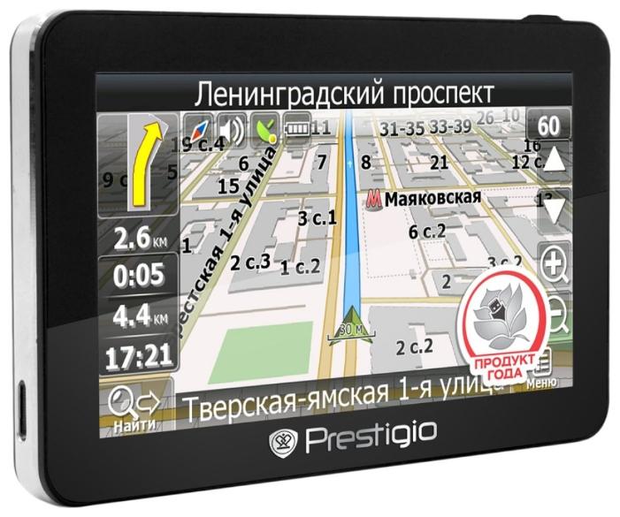 Ремонт GPS навигатора Prestigio