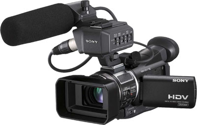 Sony hvr a1e инструкция на русском