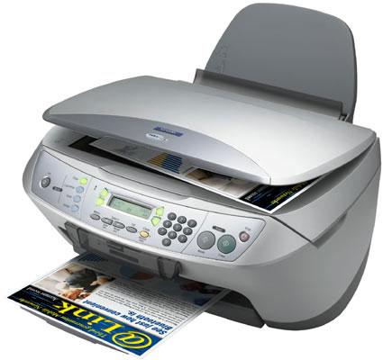 разборка принтера epson stylus cx3900