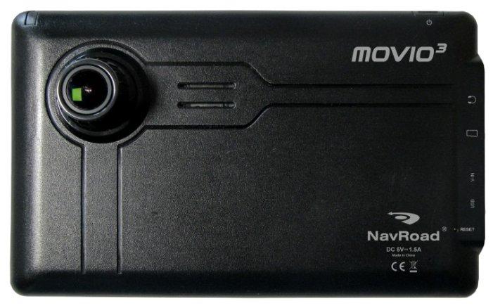 NavRoad Навигатор NavRoad MOVIO 3
