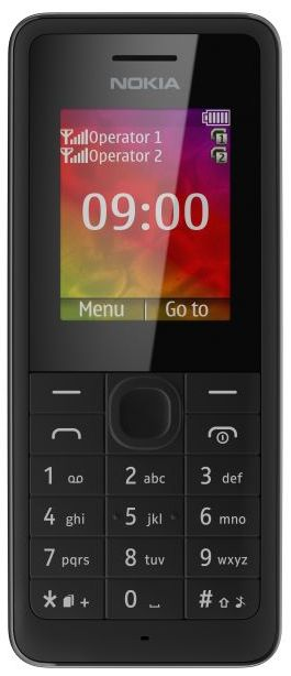 Nokia 107 Dual