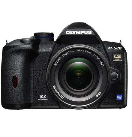 Olympus E-520 Kit