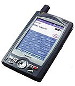 Mitac Wireless Color PDA