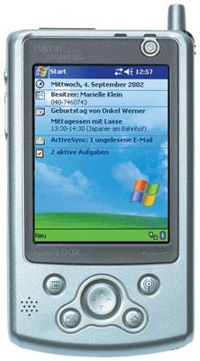 Fujitsu Siemens Pocket LOOX 610 BT / WLAN