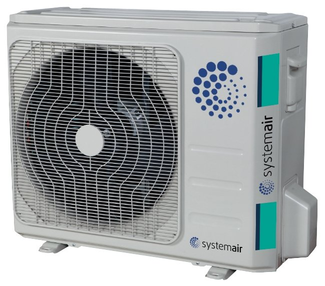 Systemair Сплит-система Systemair Smart 24 V2 HP Q