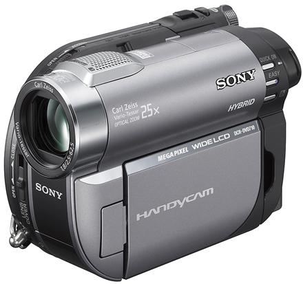 Sony Dcr-dvd710 Инструкция - фото 2