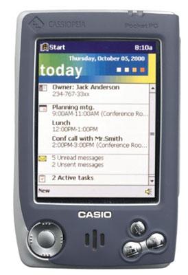 Casio Cassiopeia EM-500