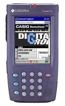 Casio Cassiopeia IT-70