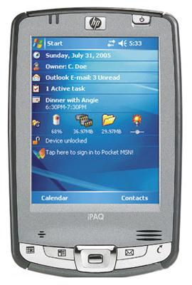 HP iPAQ H2190