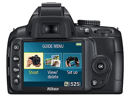 Фотографии Фотоаппарат Nikon DSLR D3000 KIT AF-S DX 18-55 VR + бинокль...
