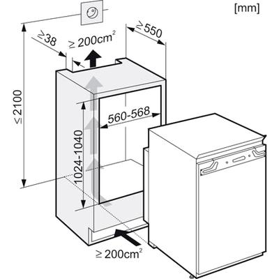 Холодильник Miele K 9557 iD.