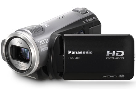 Panasonic SD9