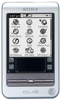 Sony CLIE PEG-T425