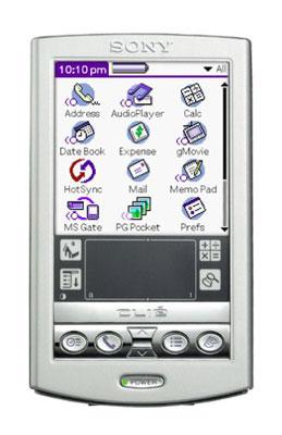 Sony CLIE PEG-N710C