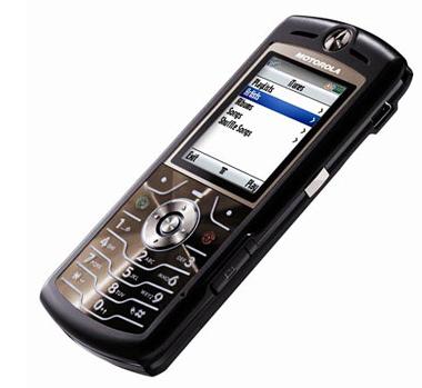 944c9294d44dd Motorola SLVR L7 - описание, характеристики, тест, отзывы, цены, фото