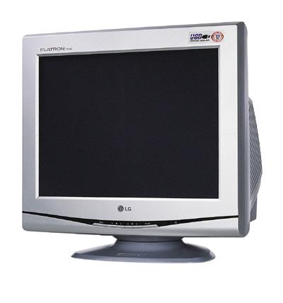 """Фото объявления  """"Монитор электронно лучевой LG Flatron F900P """" ."""