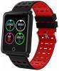 Умные часы Beverni Smart Watch F3 (красный)