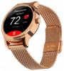 Часы GSMIN WP5 с измерением давления и пульса (Золотой, металл)
