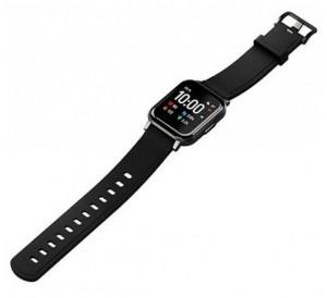 Умные часы XiaoMi Haylou Smart Watch LS02, Чёрные