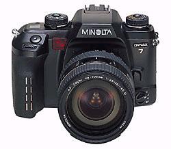 Konica Minolta Dynax 7D
