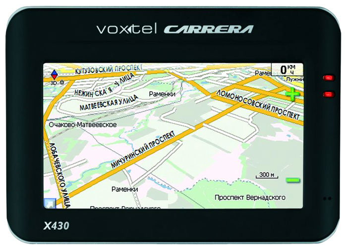 Voxtel carrera x430 инструкция