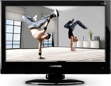 Hyundai H-LCD2400