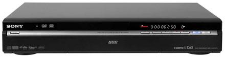 Sony RDR-HXD1070