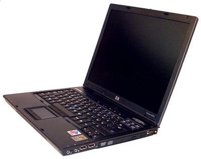 HP Compaq nc6220 DVD/RW Drive (UJ-832) Firmware 1.03 A Windows 2000/XP