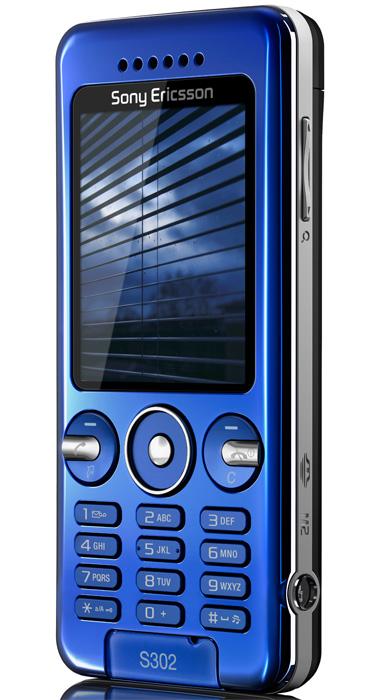 Приятная новость: Sony Ericsson S302 — не очень дорогой телефон с не самой плохой камерой