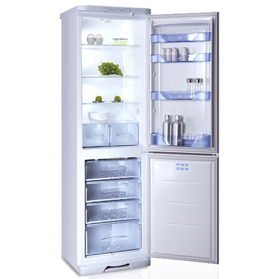 Двухкамерный холодильник бирюса 129s | отзывы покупателей.