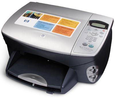 HP PSC 2175vv All-in-One Printer Full Feature Drivers and Software