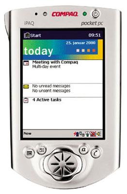 HP Compaq iPAQ H3660