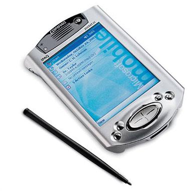 HP Compaq iPAQ H3850