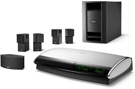 Bose Lifestyle 48 — это уже не столько домашний кинотеатр, сколько медиасервер для вашего умного дома