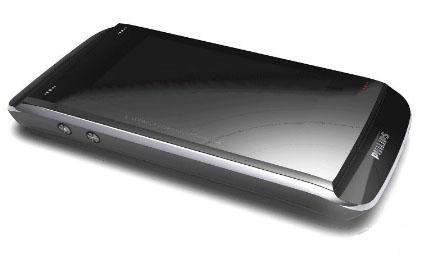 Philips Xenium X800 — долгоиграющий и айфоноподобный