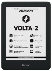 Электронная книга ONYX BOOX BOOX Volta 2 8 ГБ
