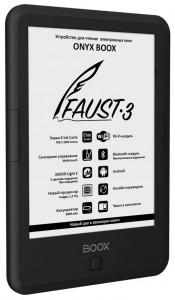 Электронная книга ONYX BOOX Faust 3 8 ГБ