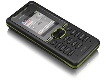 Префикс K больше не обозначает флагманские камерофоны — новый Sony Ericsson K330 недорог и незаметен