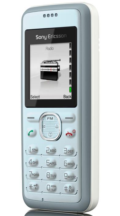 Sony Ericsson J132 — дешево и сердито