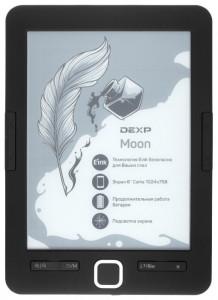 Электронная книга DEXP L3 Moon 4 ГБ
