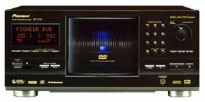 DVD-плеер Pioneer DV-F727