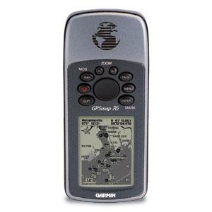 Garmin GPSMAP 76